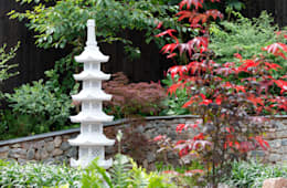 Jardín de estilo  de Lush Garden Design