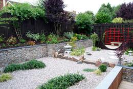 asian Garden by Lush Garden Design