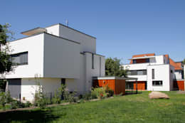 modern Houses by Scholz&Fuchs Architekten