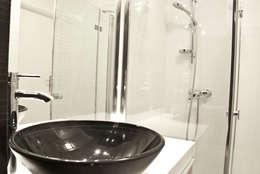 PXA: styl , w kategorii Łazienka zaprojektowany przez Och_Ach_Concept