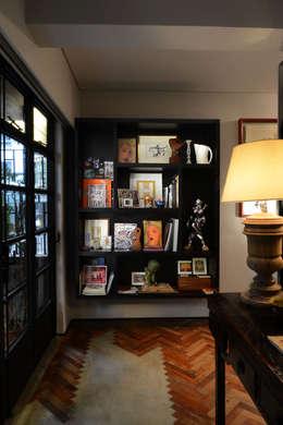 asian Study/office by Stefano Tordiglione Design Ltd