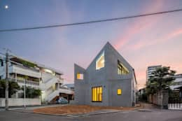 MIY: ZOYA Design Officeが手掛けた家です。