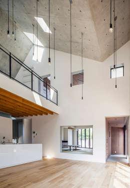 Гостиная в . Автор – ZOYA Design Office