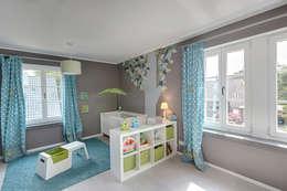 Dormitorios infantiles de estilo  por 28 Grad Architektur GmbH