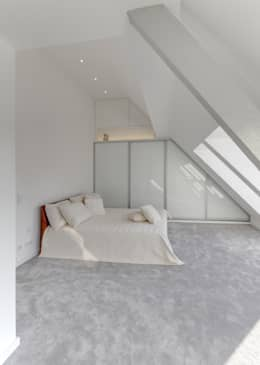 modern Bedroom by 28 Grad Architektur GmbH