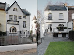 Maisons de style de style Classique par 28 Grad Architektur GmbH