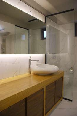 GOA / gulnar ocakdan archıtecture – HOUSE MFN   : modern tarz Banyo