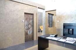 Puertas y ventanas de estilo moderno por Arch. Umberto Lizza       -      Architettura e Design
