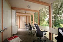 3rdspace: modern tarz Çalışma Odası