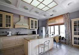 Projekty,  Kuchnia zaprojektowane przez freelancer