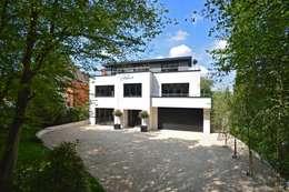 moderne Huizen door Zodiac Design