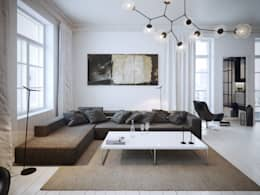 Phòng khách by OFD architects