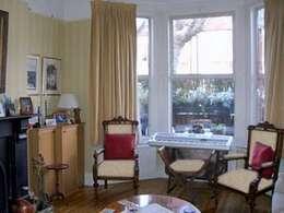 غرفة السفرة تنفيذ Cathy Phillips & Co