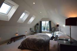 modern Bedroom by Zodiac Design