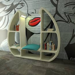 modern Study/office by ZAD ITALY