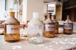Abandoned Factories:   door Blom & Blom