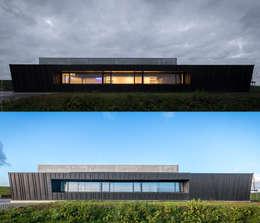 Plat Marais: Maisons de style de style Moderne par OPEN ARCHITECTES