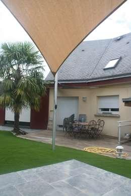 EURL OLIVIER DUBOIS: modern tarz Bahçe