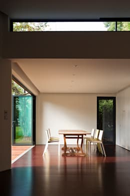 modern Living room by Fraser Brown MacKenna Architects