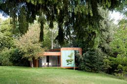 Summer House, Blackheath: modern Living room by Fraser Brown MacKenna Architects