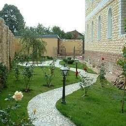 Ünal Peyzaj Ltd.Şti. – Peyzaj Uygulamaları: modern tarz Bahçe