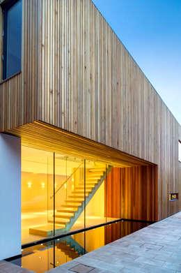 moderne Huizen door MZO TARR Architects