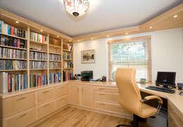 مكتب عمل أو دراسة تنفيذ hana