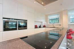 moderne Keuken door Temza design and build