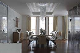Столовая: Столовые комнаты в . Автор – Henry Bloom