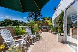 Blacher Arquitetura의  정원