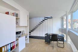 Serpentin 34: Bureau de style de style Moderne par atelier d'architecture FORMa*