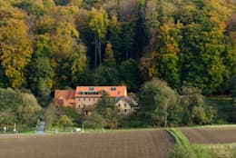 kulturdenkmal waldmühle:   von anja thede architektur und kommunikation im raum