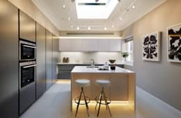 Кухни в . Автор – Elan Kitchens