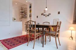 TUL74: Salle à manger de style de style Moderne par phdvarvhitecture