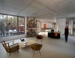 homify 360 holzhaus in polen. Black Bedroom Furniture Sets. Home Design Ideas