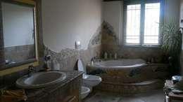 Architettura: eklektik tarz tarz Banyo