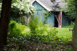 extra: landelijke Garage/schuur door RUPERT & RUPERT