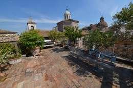 Terrace by Studio Fori
