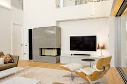modern Living room by Jorge Belloch interiorismo