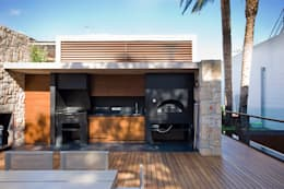 modern Houses by Jorge Belloch interiorismo