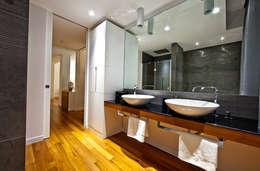 modern Bathroom by Andrea Stortoni Architetto