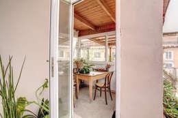 Patios & Decks by MOB ARCHITECTS
