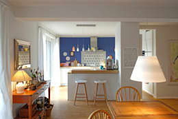 country Dining room by Kirsch Architekten BDA