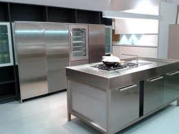 Cocinas de estilo moderno por TG KITCHENAMBIENT