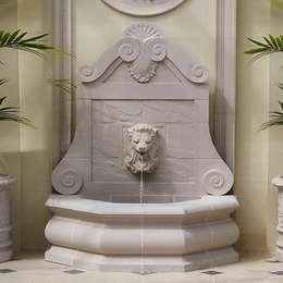 10 fontes incr veis para jardins - Garten wandbrunnen ...