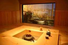 .: さんさい工房一級建築士事務所が手掛けた和室です。