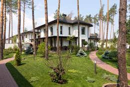 Дом в легкой классике.: Дома в . Автор – MARTINarchitects