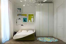 Projecto2: minimal tarz tarz Çocuk Odası