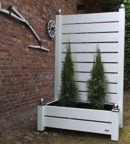 landelijke Tuin door Designwerkstatt-Kirk
