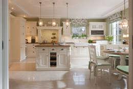 landelijke Keuken door Beinder Schreinerei & Wohndesign GmbH